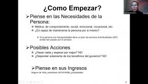 Planear para el Futuro (NYLPI) (Español)