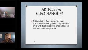Guardianship and Related Issues